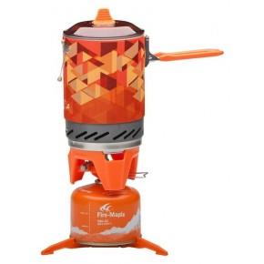 Газовая горелка Fire Maple STAR X2 Система приготовления пищи, 1л