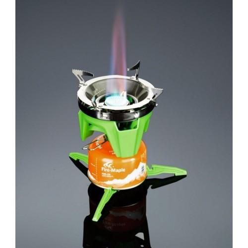 Портативная система приготовления пищи 3-в-1 на открытом воздухе, Газовая горелка Fire-Maple STAR X2, объемом 1л
