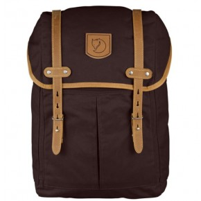 Рюкзак FjallRaven Rucksack No. 21 Medium цвет dark grey