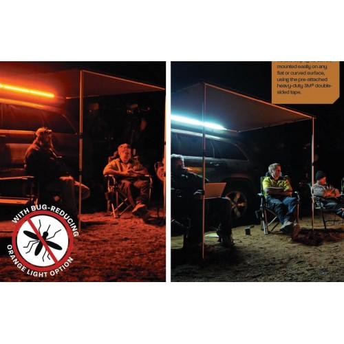 Светодиодное освещение лагеря и кемпинга, кейс набор 4шт, CAMPKITOW4D, лучший лагерный свет из Австралии