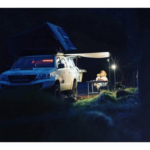 100cm панель ORANGE/WHITE LED LIGHT BAR, в комплекте диммер и кабель 12вольт