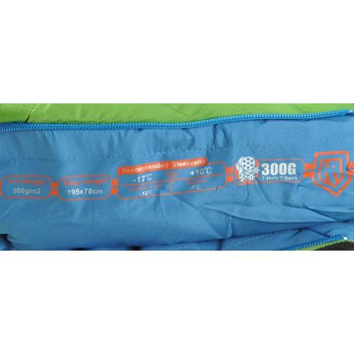 Спальни High Rock, цвет зеленый, длина 195см, темп.комф -7°С темп.лимит -12°С, вес 1.8кг