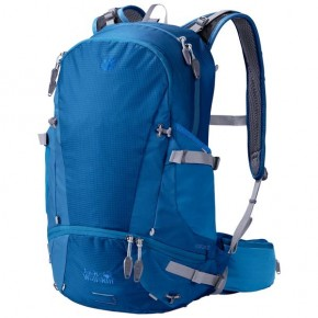 Рюкзак Jack Wolfskin Moab Jam 30 цвет blue