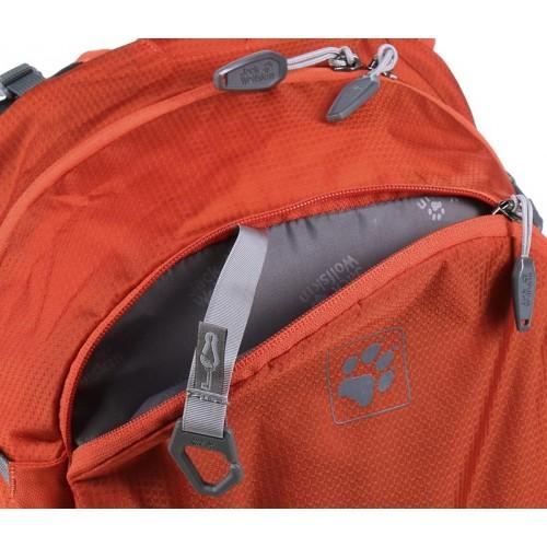 Рюкзак Jack Wolfskin Moab Jam 30, цвет красный, рюкзак для активного отдыха и путешествий