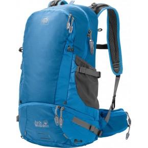 Рюкзак Jack Wolfskin Moab Jam 34 цвет ocean blue
