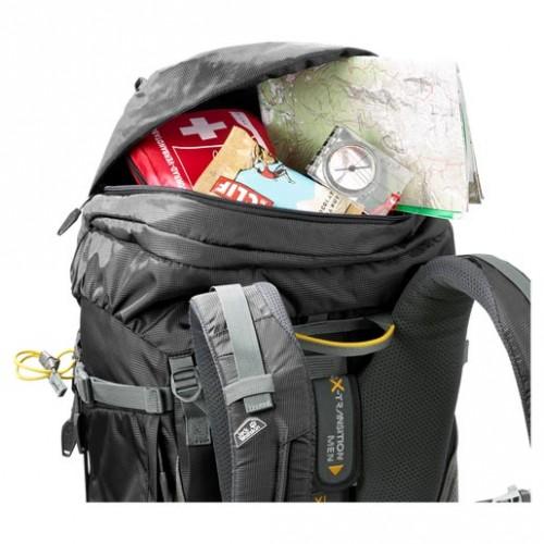 Рюкзак Jack Wolfskin Denali 65L цвет Красный, рюкзак для многодневных походов,