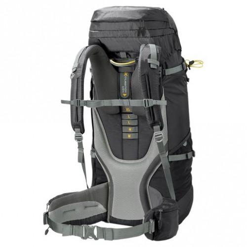 Рюкзак Jack Wolfskin Highland Trail XT 60, цвет Phantom, туристический рюкзак для многодневных походов