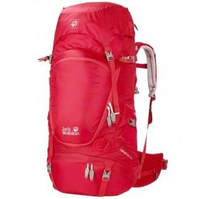 Рюкзак Jack Wolfskin Denali 65L цвет Красный