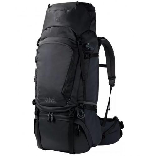 Рюкзак Jack Wolfskin Denali 65L цвет Синий, рюкзак для треккинга,