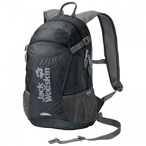 Рюкзак Jack Wolfskin VELOCITY, объемом 12 литров, предназначен для велосипедистов