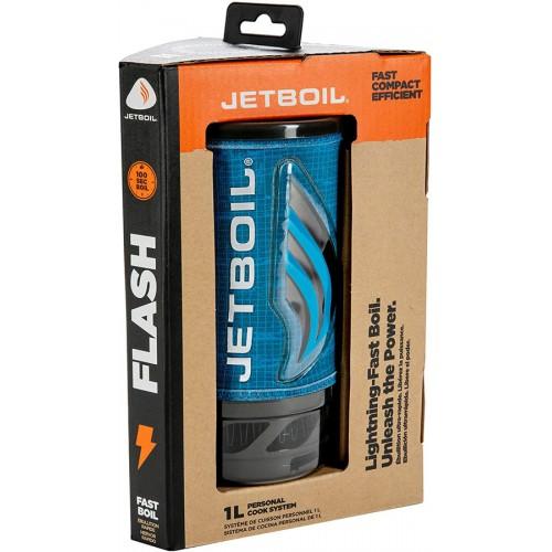 Комплект горелка с кастрюлей Jetboil Flash Matrix, Туристическая горелка Jetboil