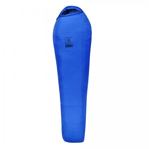Kailas спальный мешок Camper +3°С -2°С, цвет синий, вес 1.3кг, KB210005, (EN 13537)
