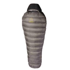 Пуховый спальный мешок Kailas Trek 300, +3°С -1°С, вес 0.5кг (EN 13537), размер М