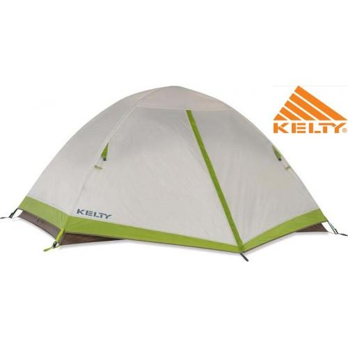 Двухместная палатка Kelty Salida 2, американская палатка, Ультра-легкая палатка для туристических походов, цвет темно-серый