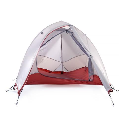 Палатка одноместная, NatureHike Cloud1 Ultralight, цвет grey, вес 1.4 кг, обновленная модель 2019