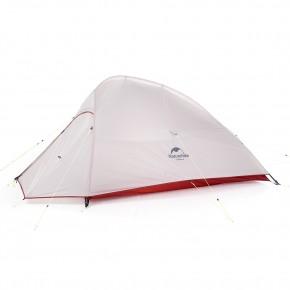 Двухместная палатка NatureHike Cloud Up 2 Ultralight (2019), цвет grey, вес 1.5 кг