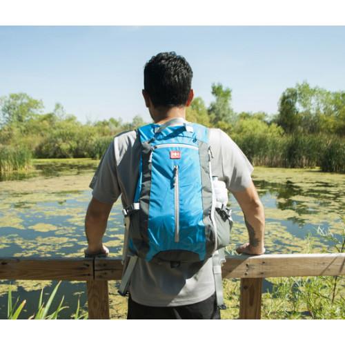 Велосипедный Рюкзак, NatureHike, 15л, цвет синий