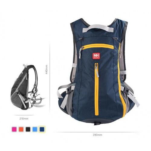 Велосипедный Рюкзак, NatureHike, вело рюкзак, 15л,  цвет navy, NH15C001-B