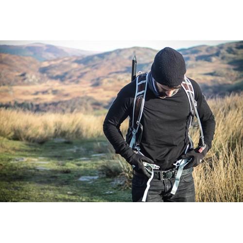 Рюкзак Osprey Talon 22, цвет черный, рюкзак для альпинизма, рюкзак для горного туризма
