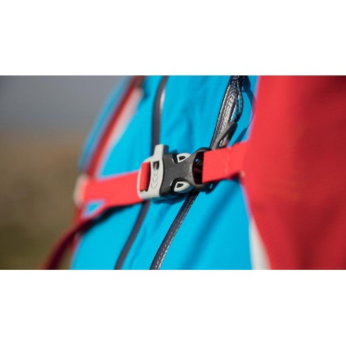 Рюкзак Osprey Talon 22, цвет красный, вело рюкзак Osprey, рюкзак для горного туризма