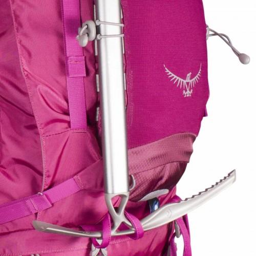 Женский рюкзак Osprey Kyte 36, цвет Grey Orchid, рюкзак выходного дня, туристический рюкзак