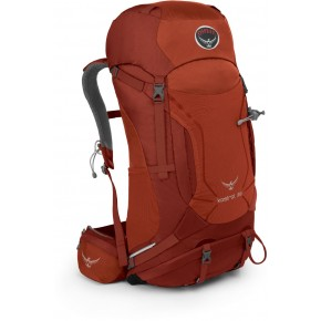 Рюкзак Osprey Kestrel 38 цвет Dragon Red
