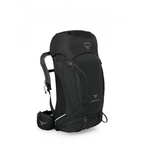 Osprey Kestrel 48 Ash Grey, походный рюкзак, рюкзак для хайкинга, доставка по Казахстану