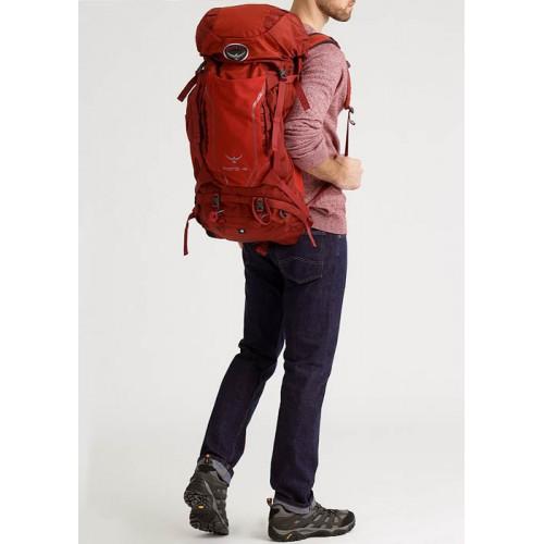 Американский Рюкзак Osprey, рюкзак для путешествий, рюкзак для треккинга, Osprey Kestrel 48, доставка по Казахстану