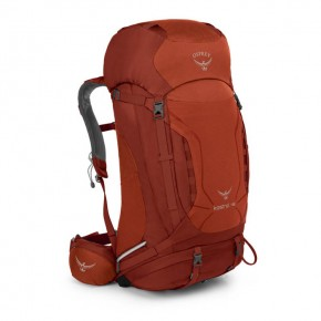 Рюкзак Osprey Kestrel 48 цвет Dragon Red