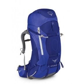 Рюкзак женский Osprey Ariel AG 55, цвет Tidal Blue