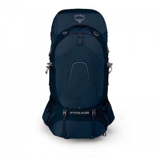 Горный рюкзак Osprey Atmos AG 65, цвет Unity Blue, Объем 65 литров, Обновленная модель 2018 года