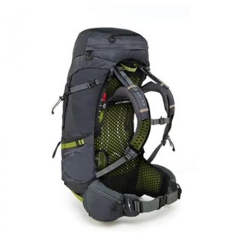 Рюкзак для треккинга и походов, Osprey Atmos AG 50, цвет Abyss Grey, Обновленная модель 2018 года