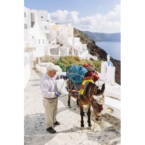 Сумка-Рюкзак Osprey Farpoint 55, цвет Volcanic Grey, сумка для путешествий