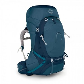 Рюкзак женский Osprey Aura AG 65 NEW цвет Challenger Blue