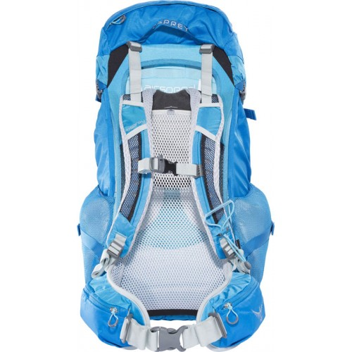 Женский рюкзак Osprey Sirrus 36, цвет голубой, рюкзак треккинговый, рюкзак для восхождений