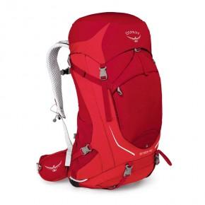 Рюкзак Osprey Stratos 50 цвет красный