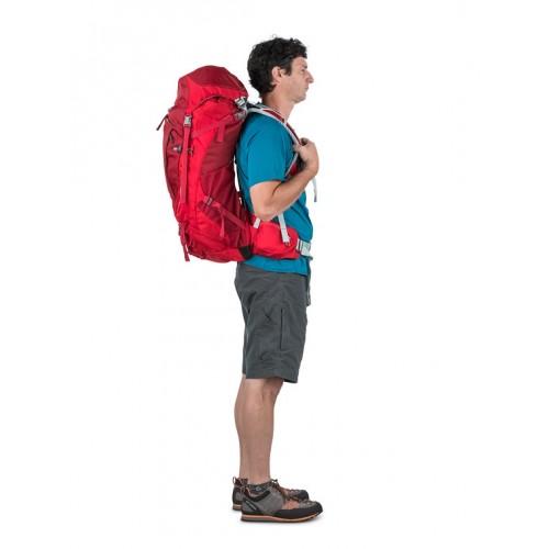 Рюкзак Osprey Stratos 50, Туристический рюкзак, Osprey рюкзаки, Продажа рюкзаков Osprey