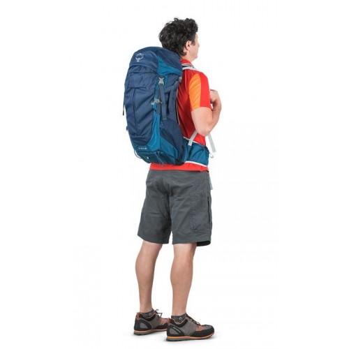 Рюкзак Osprey Stratos 26, цвет gator green, рюкзак для спортивного туризма, альпинистский рюкзак