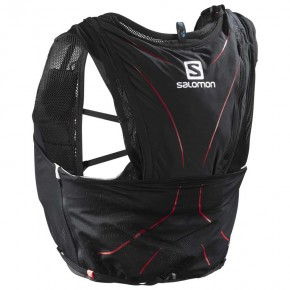 Рюкзак Salomon ADV Skin 12 Set Black