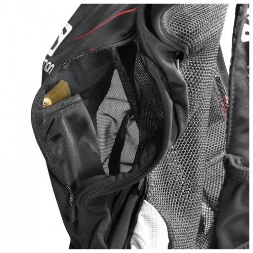 Рюкзак для бега и мультиспорта, Salomon ADV Skin 12 Set, цвет черный, рюкзак жилет для бега