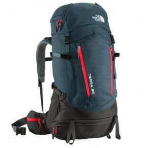 Рюкзак The North Face Terra 55 цвет серый