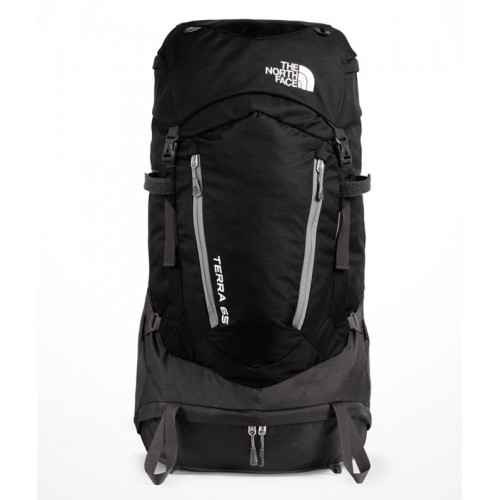 Рюкзак The North Face Terra 65 Black / Asphalt Grey, рюкзак для трекинга и путешествий
