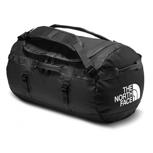 Сумка The North Face Base Camp Duffel, цвет: черный, объем 71L, экспедиционный баул