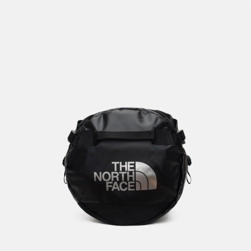 Дорожная сумка The North Face Base Camp Duffel, цвет: черный, объем 95L, экспедиционный баул