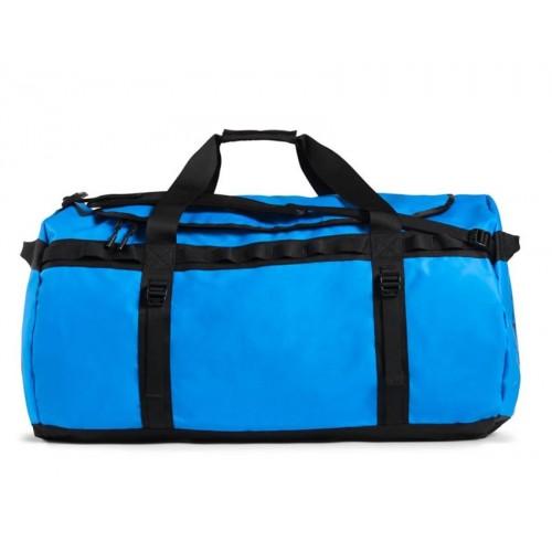 Экспедиционная сумка, The North Face Base Camp Duffel, цвет голубой, объем 95L, Сумка дорожная