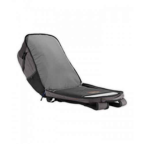 Рюкзак The North Face Surge купить, объем 33л, цвет черный, городской рюкзак, рюкзак для ноутбука