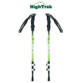 Альпеншток HIGHTREK, цвет зеленый, (пара)