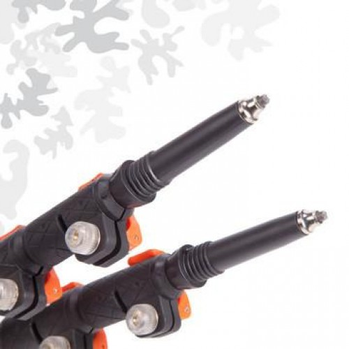 ALPINE SUMMIT треккинговые палки, цвет черно-зеленый, (пара)