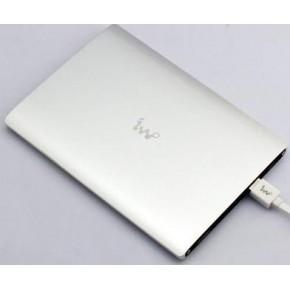 IWO P48 20000mah power bank цвет серебро