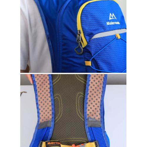 Рюкзак Maleroads, MLS2957, объем 25л, цвет синий, рюкзак для гор, рюкзак для бега, рюкзаки в Алматы,